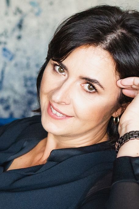 Portret Sylwii Czajki-Jansen