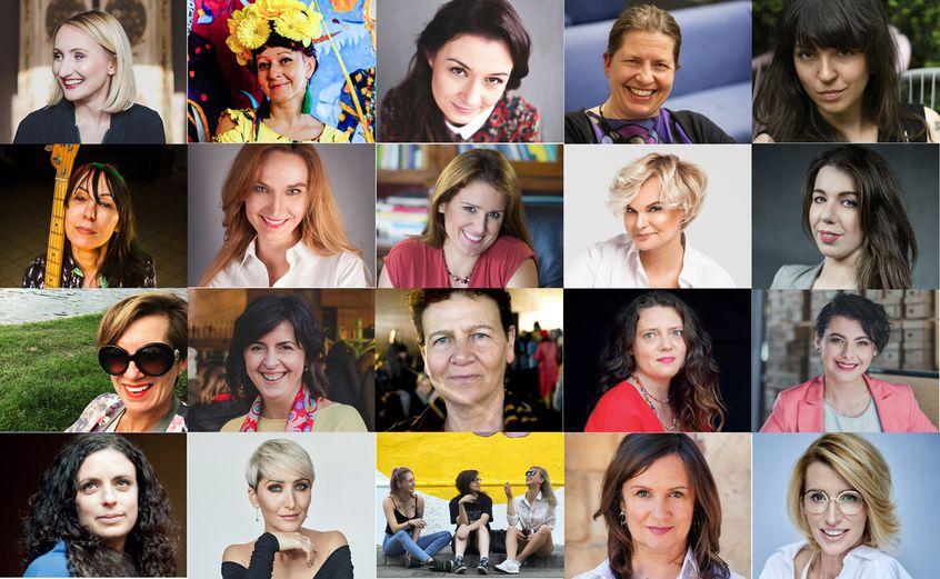 Prelegentki Festiwalu Rok Kobiet 218