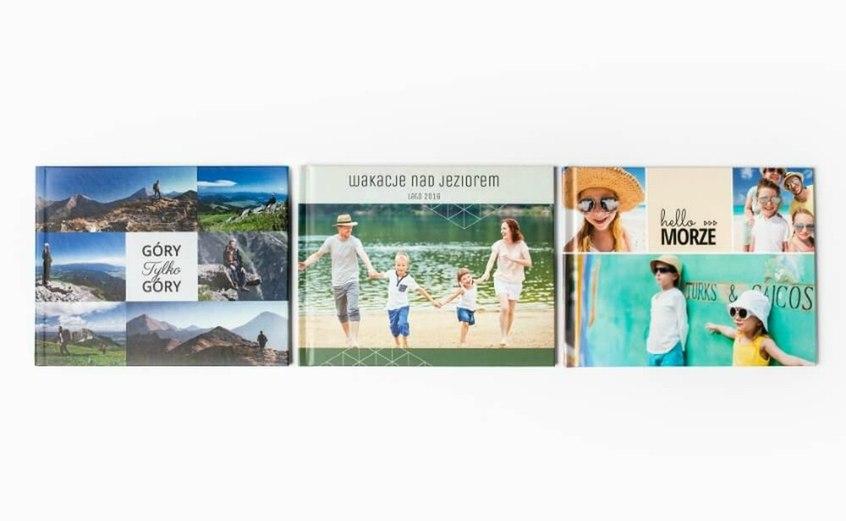 fotoksiążka, pamiątki, wakacje, urlop, zdjęcia