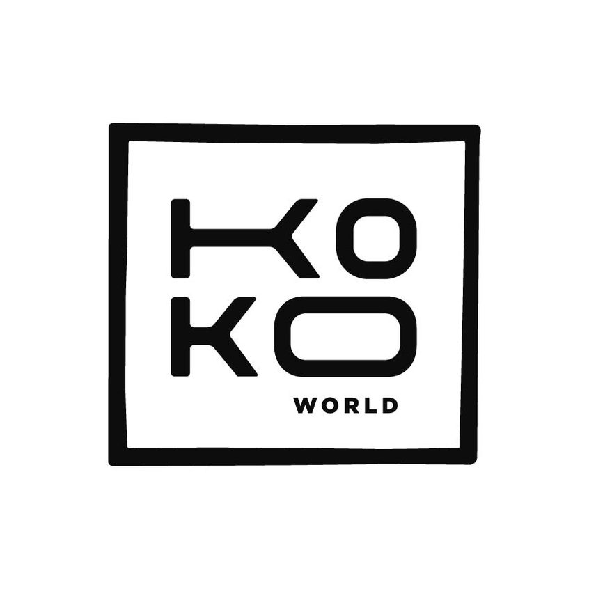 Logo marki odzieżowej KOKOworld