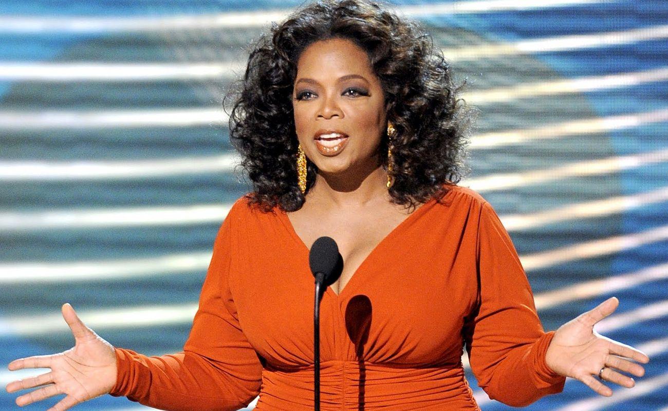 Oprah Winfrey – w zadaniu z wyobraźni agaty Dutkowskiej
