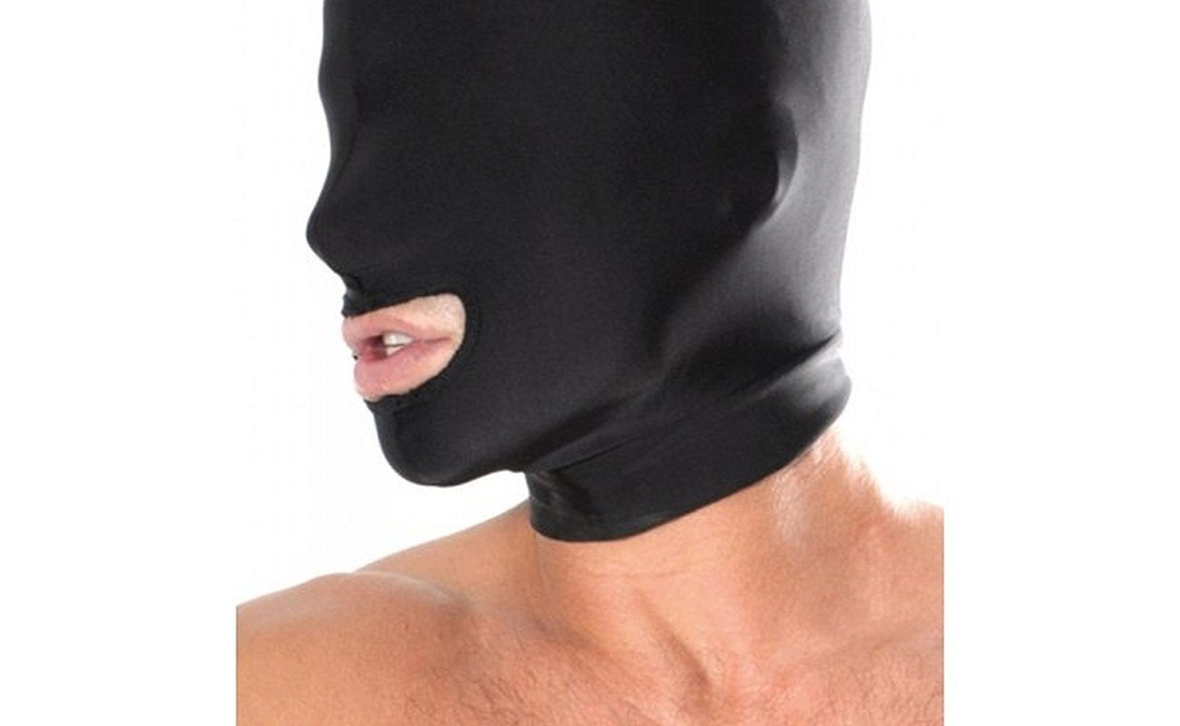 Maska BDSM z Sekrecik.pl