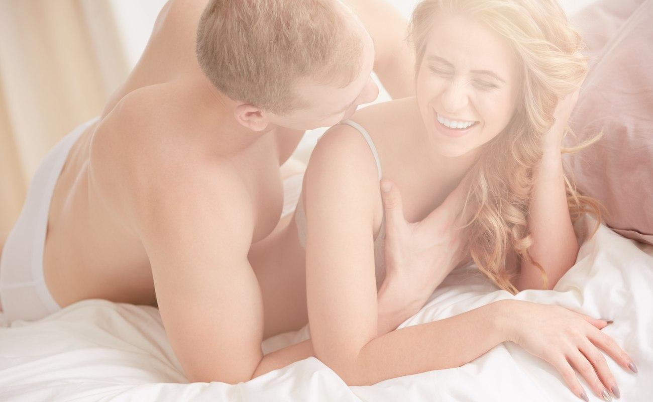 para w trakcie łóżkowych igraszek