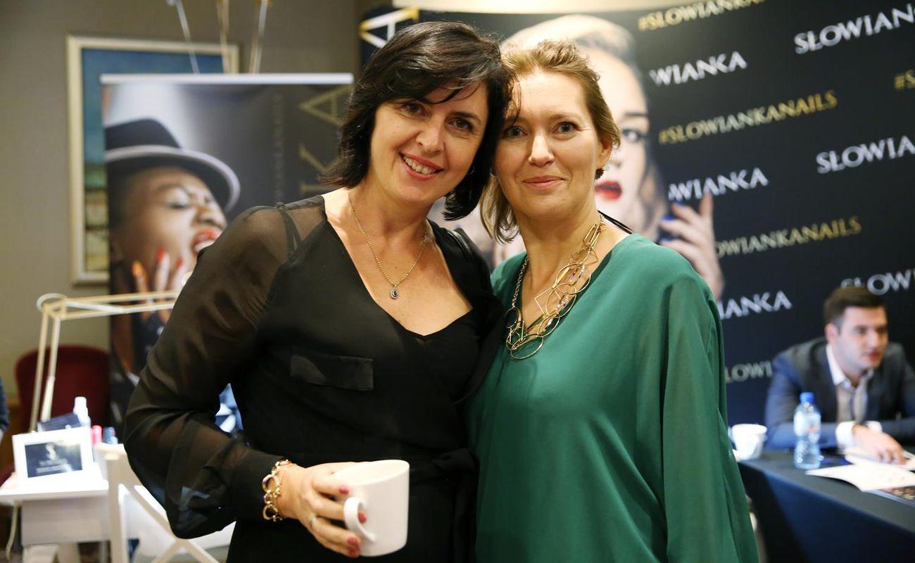 Sylwia Czajka-Jansen i Aneta Pondo podczas Festiwalu Rok Kobiet