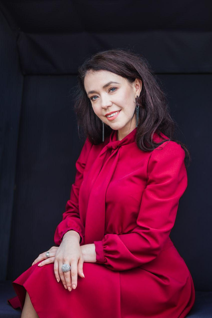 Dorota Plutecka w obiektywie Barbary Bogackiej