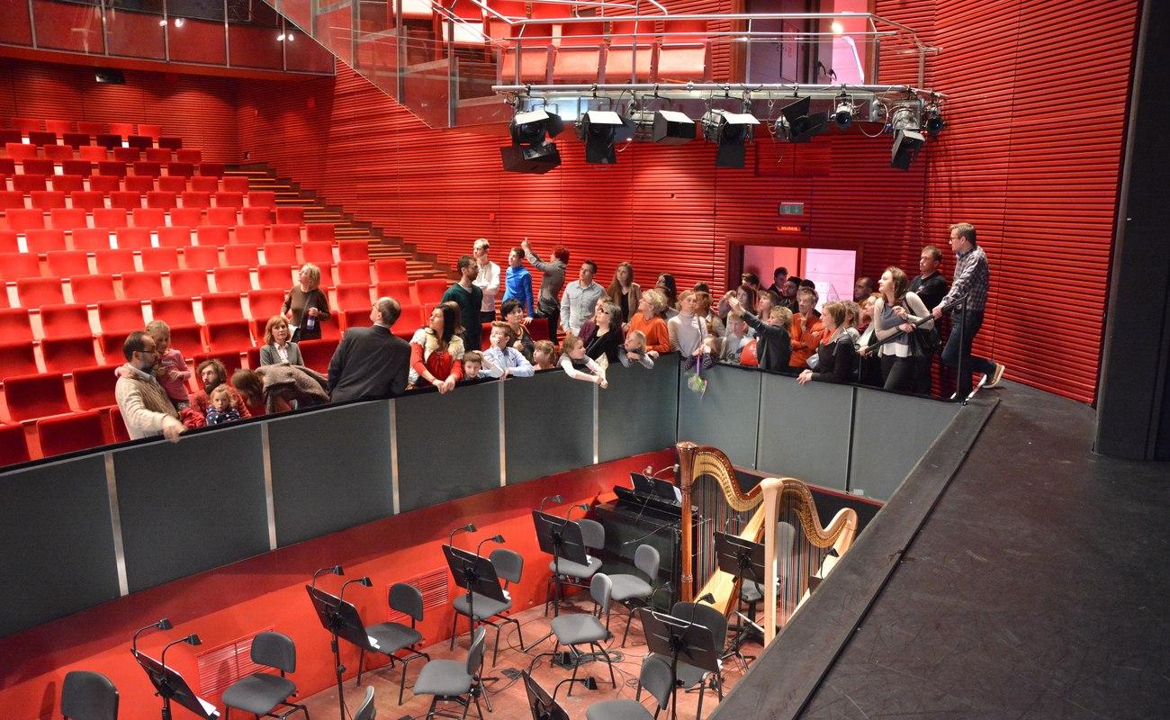 dzień otwarty opery krkaowskiej