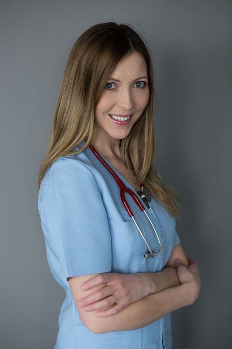 Lek. pediatra Izabela Bachniak, konsultantka żłobka BeBaby wie jak zaradzić infekcjom u dzieci