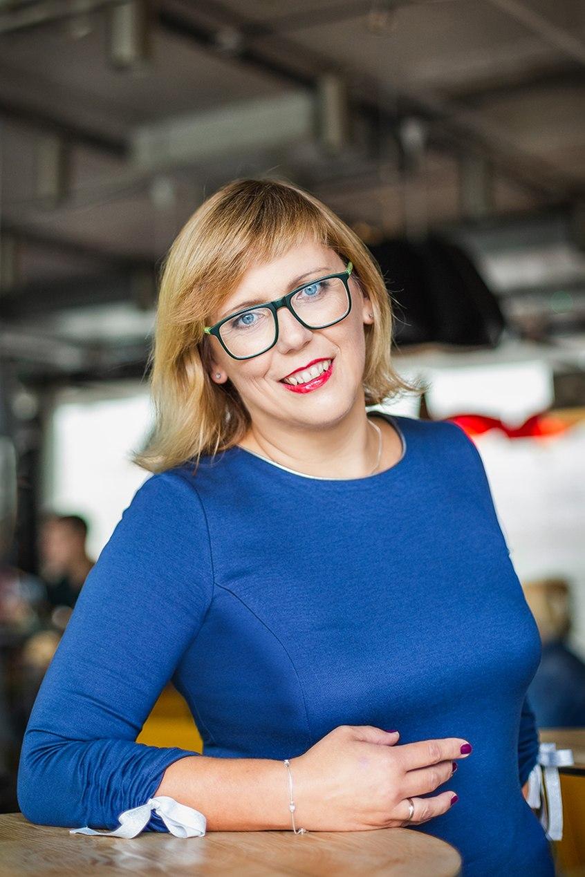 Katarzyna Filipek-Herniczek w obiektywie Barbary Bogackiej