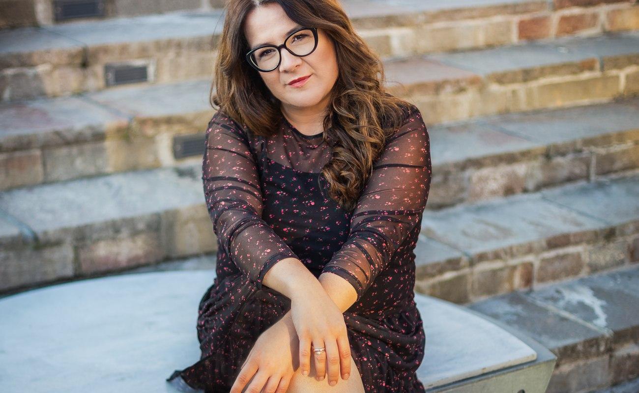 Renata Sambor-Bednarek w obiektywie Barbary Bogackiej