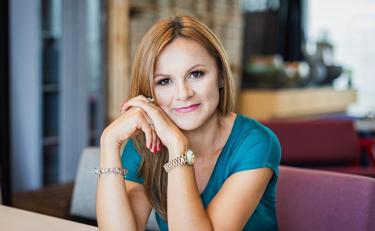 Sylwia Plona-Zduńczyk w obiektywie Barbary Bogackiej