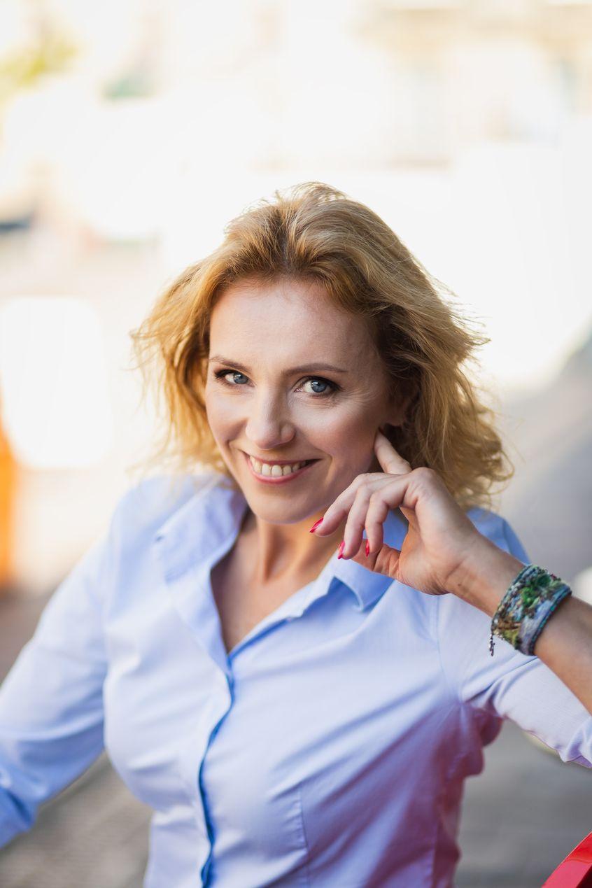 Tamara Górecka-Werońska w obiektywie Barbary Bogackiej