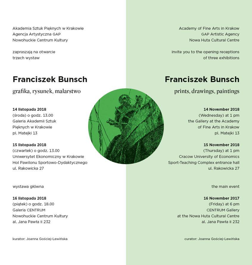 franciszek bunsh