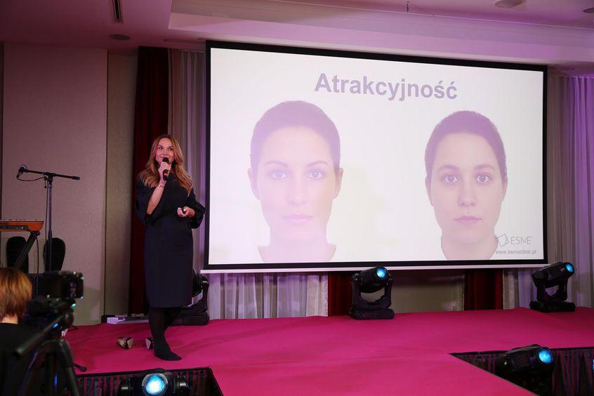 Dr Lidia Majewska w Mowie Mocy podczas Festiwalu Rok Kobiet 2018