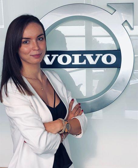 Renata Koziołek z Volvo Wadowscy