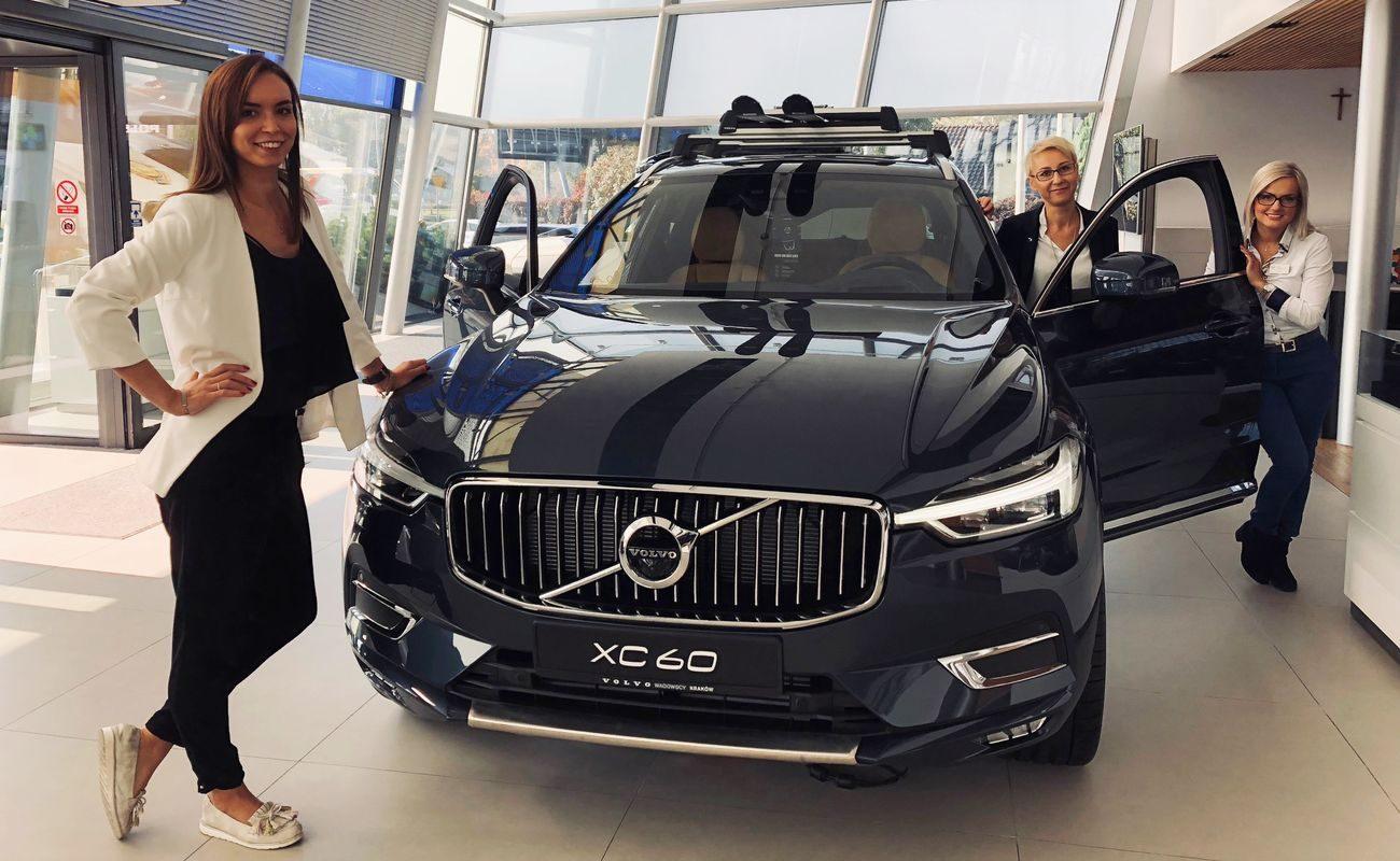 Wywiad z kobietami, które pracują w Volvo Wadowscy