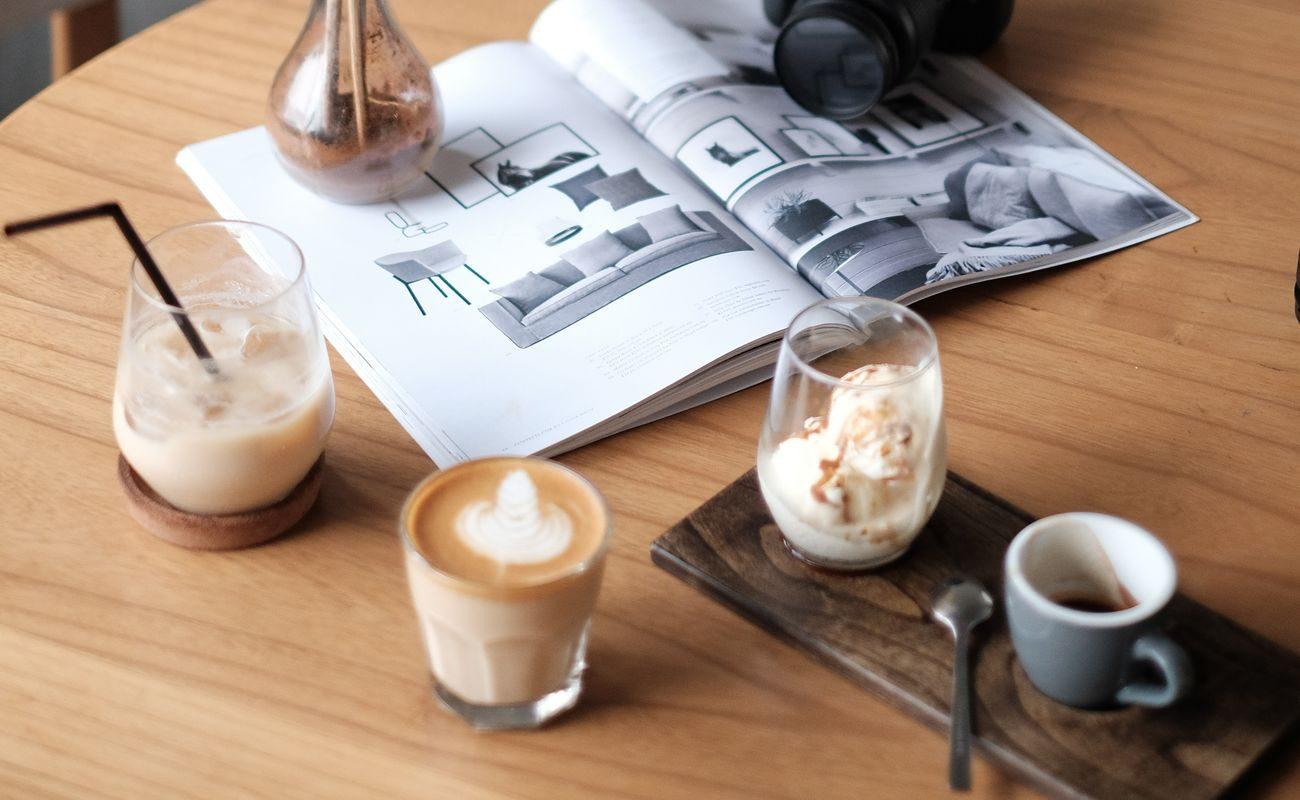 filiżanki na kawę
