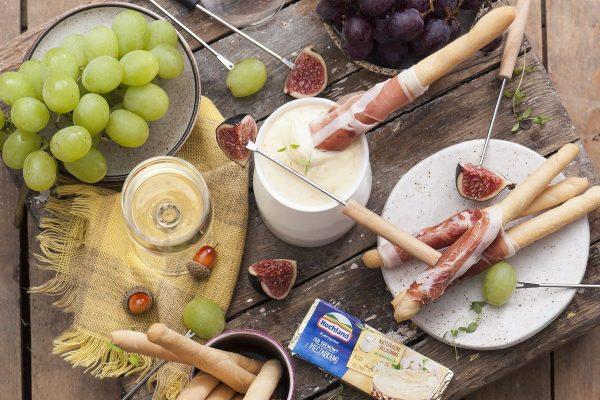 serowe fondue