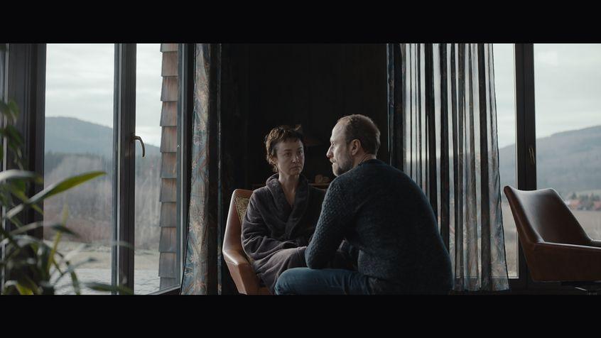 kadr z filmu fuga reż. agnieszka smoczyńska
