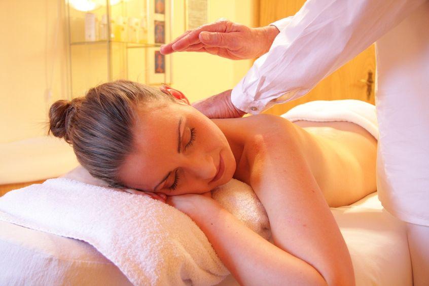 walentynkowy masaż
