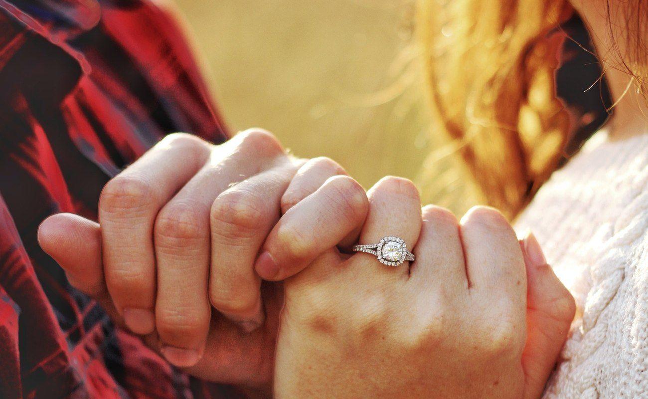 Najciekawsze pierścionki zaręczynowe