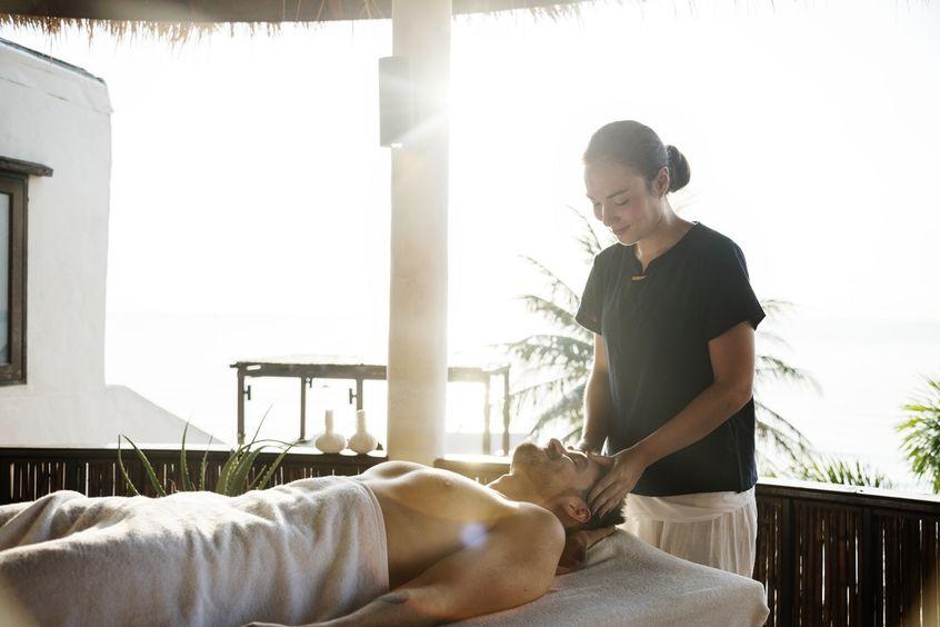 walentynkowy masaż dla niego