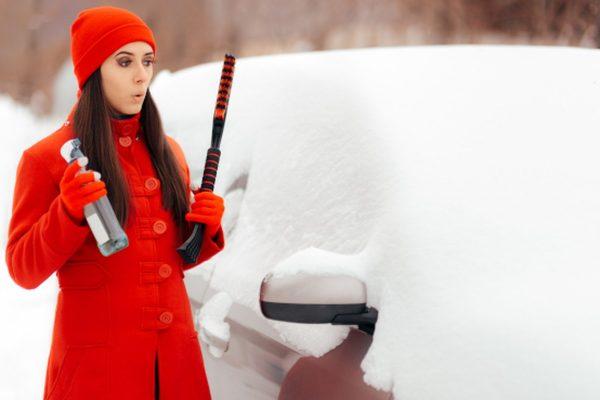 Opony, ubezpieczenie samochodu i inne, czyli przygotuj auto na zimę!
