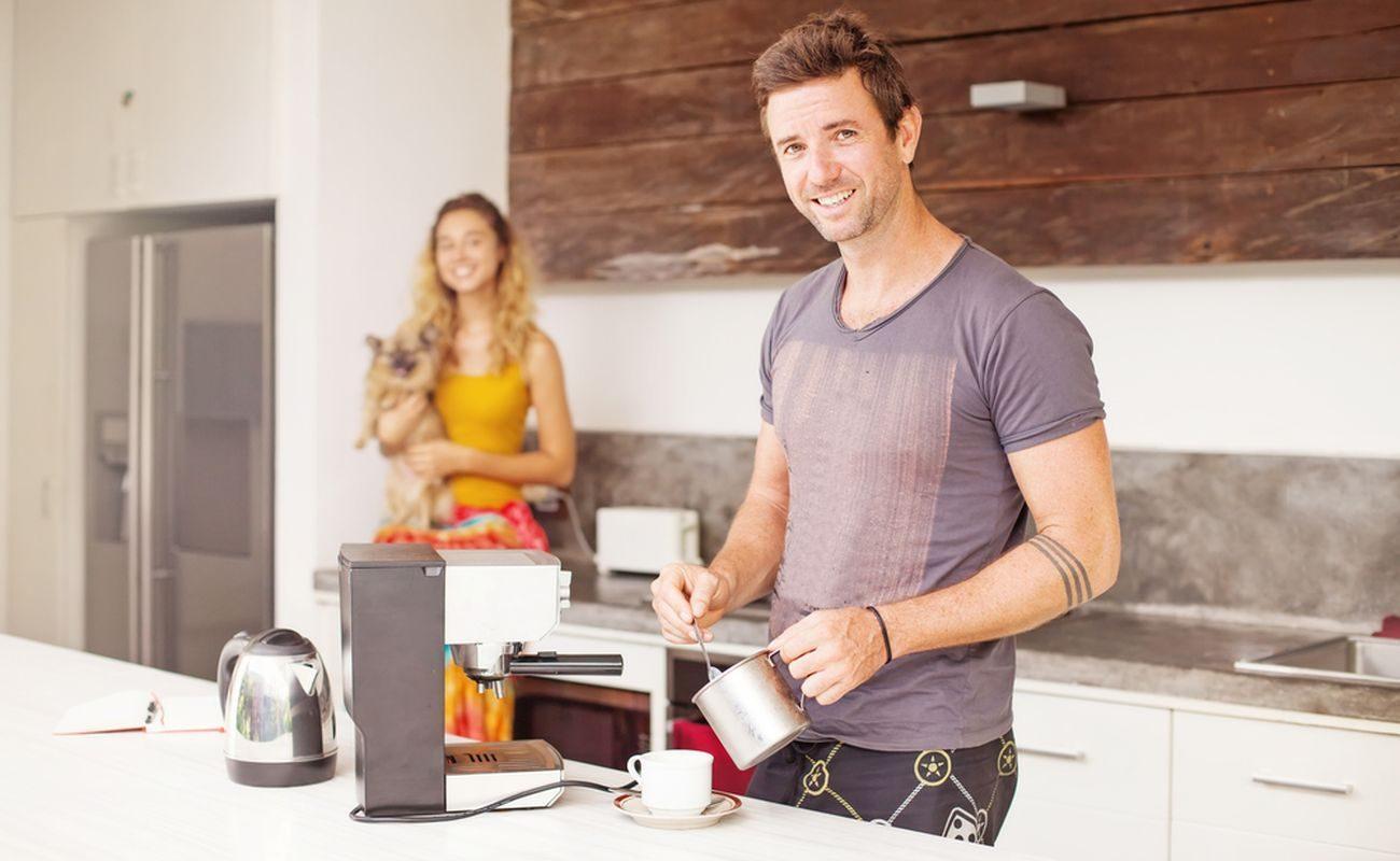 ekspresy do kawy zajmują coraz wyższą pozycję na liście niezbędnego wyposażenia kuchni