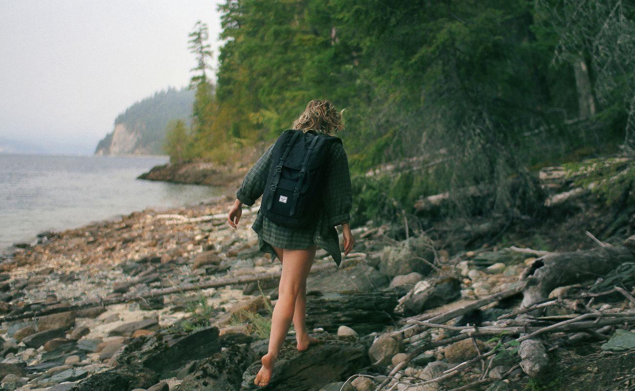 Kuźnia Kobiet zachęca do odpoczynku w lesie