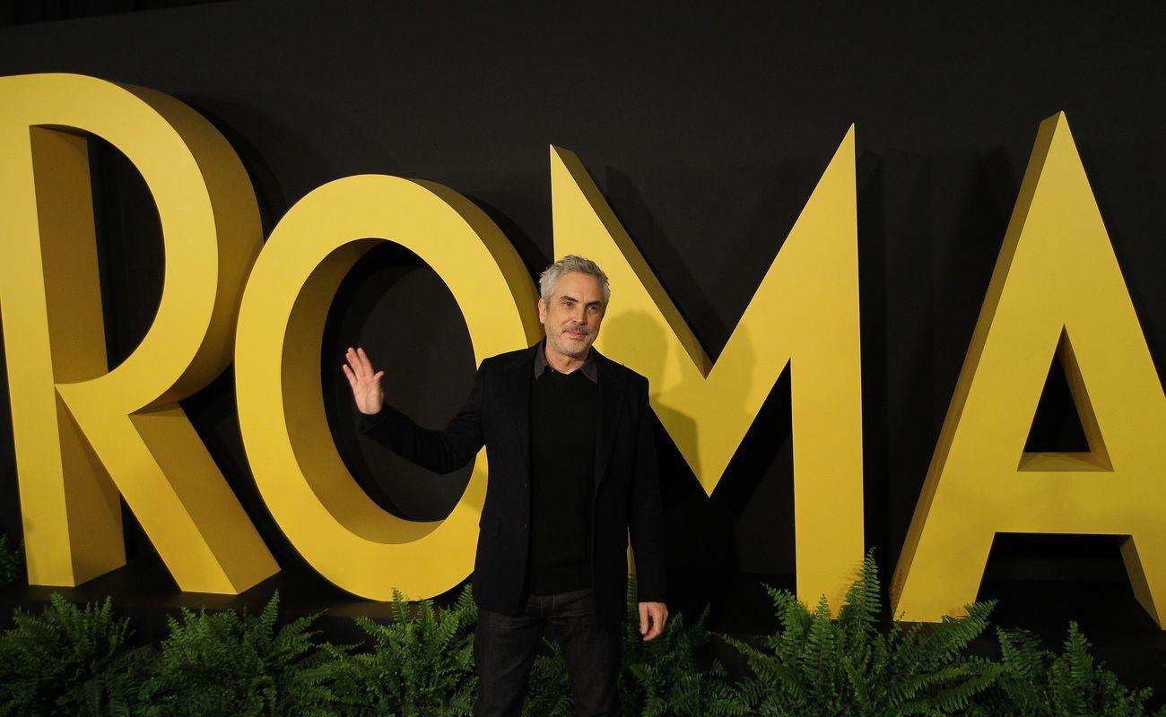 Alfonso Cuaron przez Oscarami