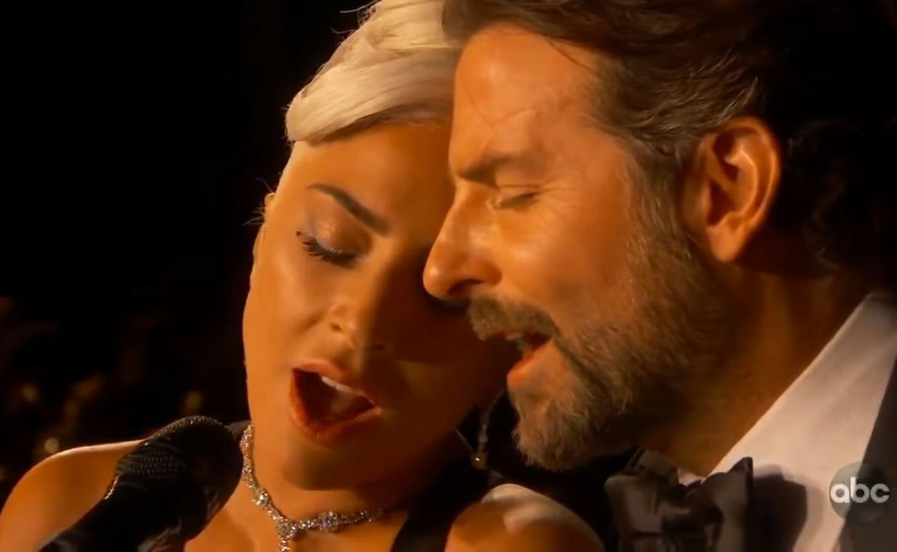 Lady Gaga i Bradley Cooper śpiewają Shalow