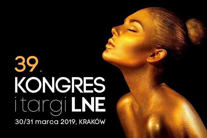 Kongres i Targi LNE, które odbędą się 30 i 31 marcaw Expo Krakow