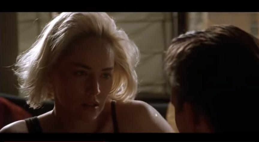 Kadr z filmu Sliver