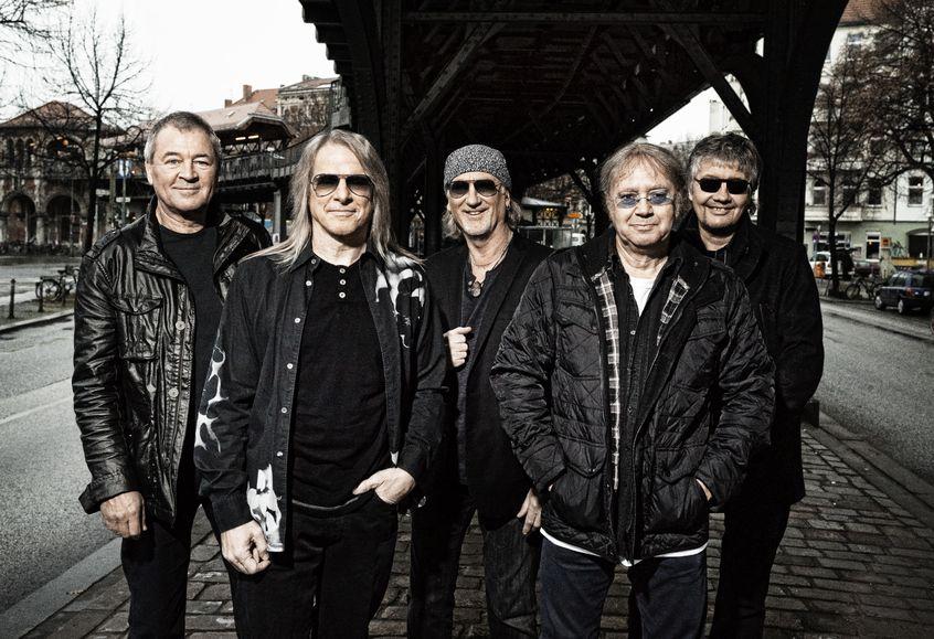 Członkowie zespołu Deep Purple