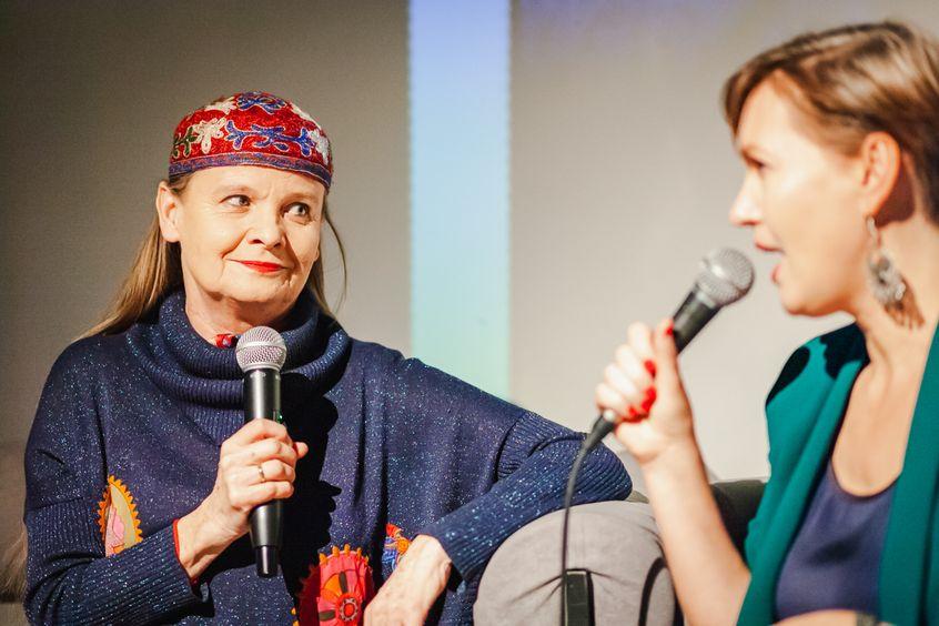 Elżbieta Lisowska i Aneta Pondo na 26 kmk