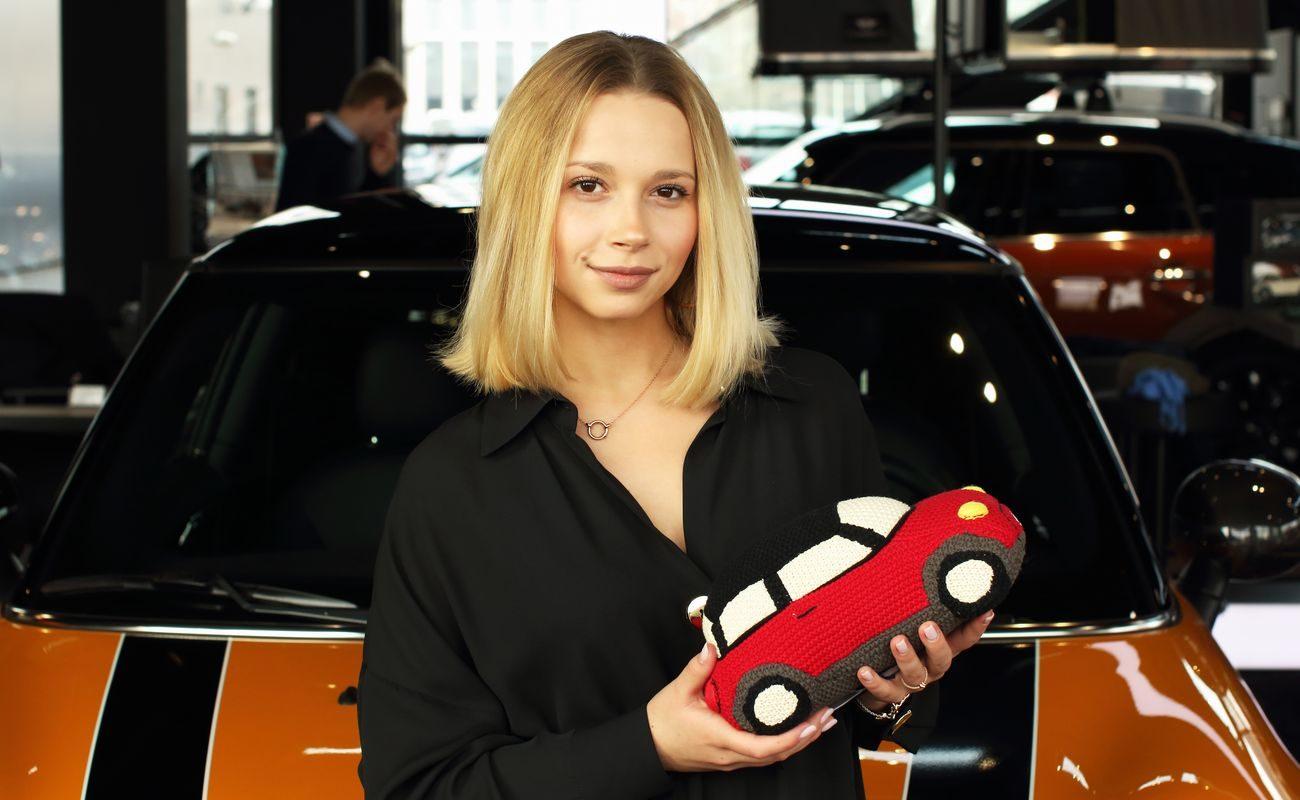 Joanna Stachak – MINI Brand Maanger opowiada, kto stoi za sukcesem firmy