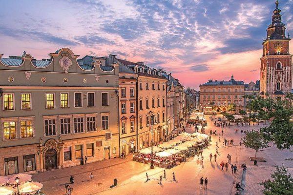 Kraków skrywa wiele fascynujących miejsc