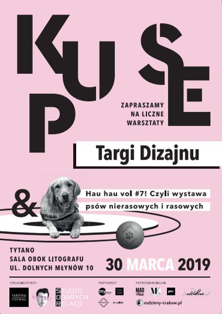 Targi Dizajnu Kup Se w Krakowie rozpoczną się 30 marca w Dolnych Młynach