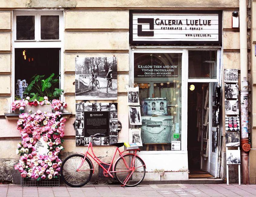 Miejsce idealne dla zafascynowanych starym Krakowem.