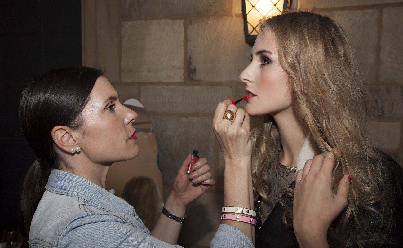 utrwalanie makijażu