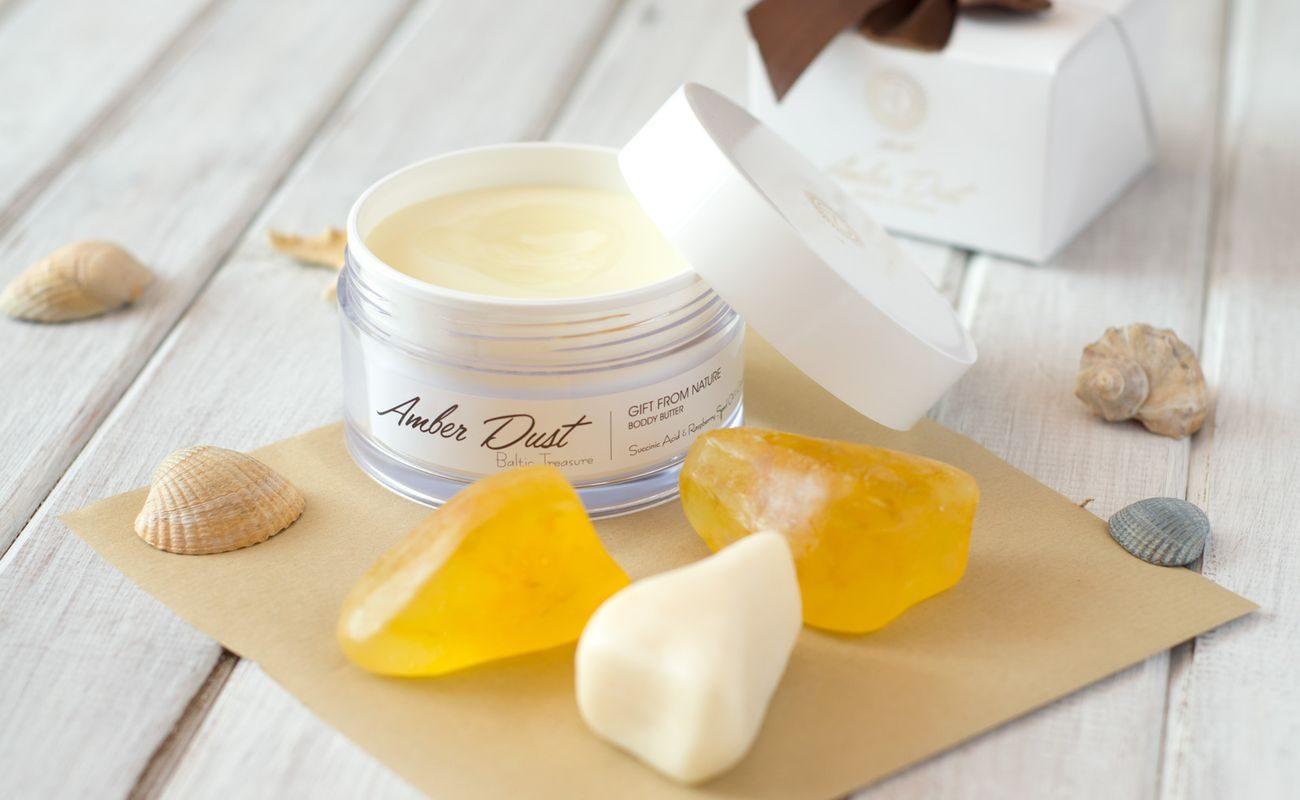 Kosmetyki Amber Dust
