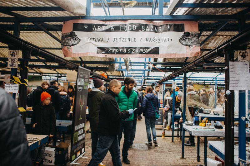 Zdjęcie z wydarzenia Art Food Bazar
