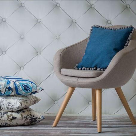 Poduszki dekoracyjne Blue Flowers Kate od Dajar