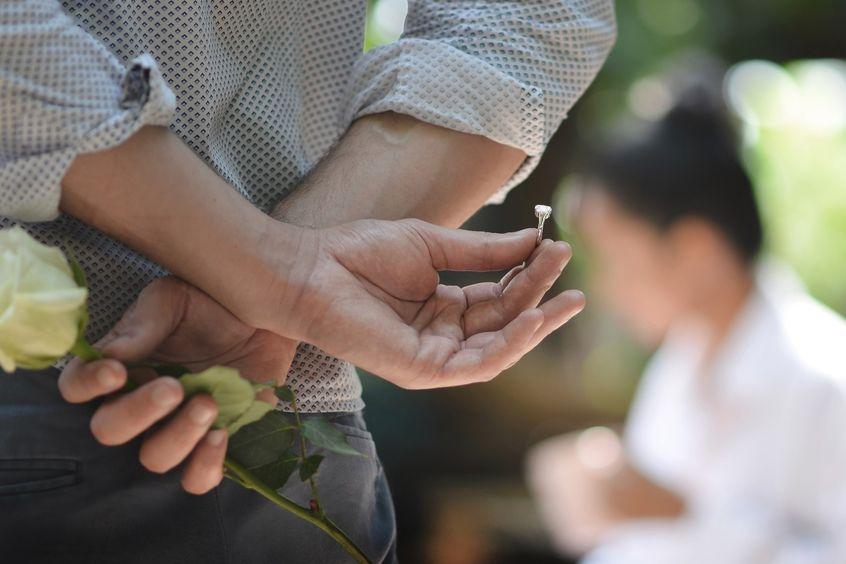 przyjęcie zaręczynowe