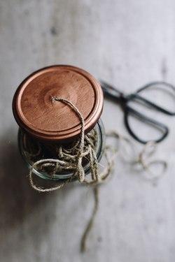 sznurek jako obrazek do jednej z propozycji na wieczór panieński