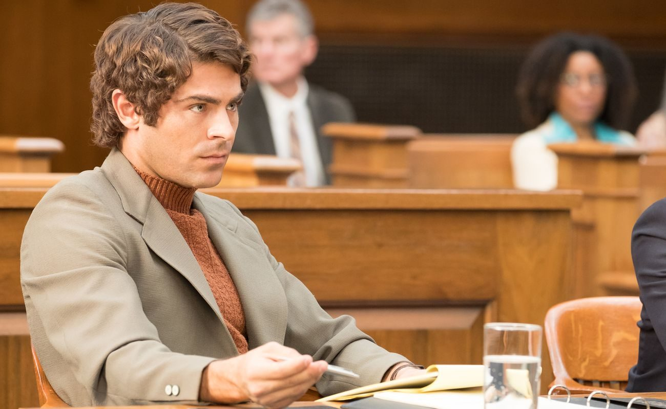 Zac Efron jako Ted Bundy