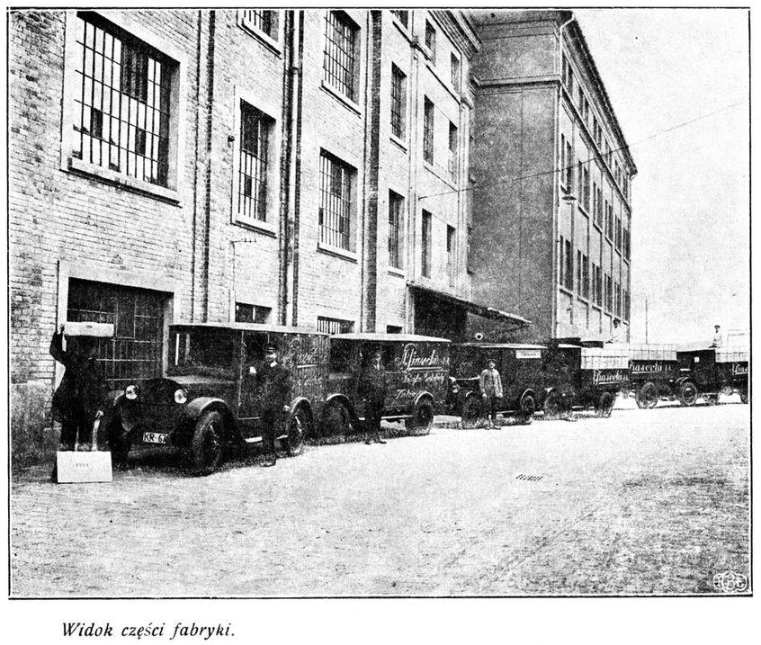 Dawna fabryka przy ul. Wrocławskiej