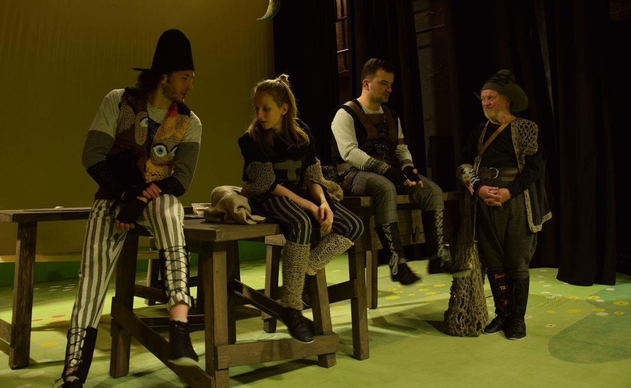 Teatr Groteska, spektakl
