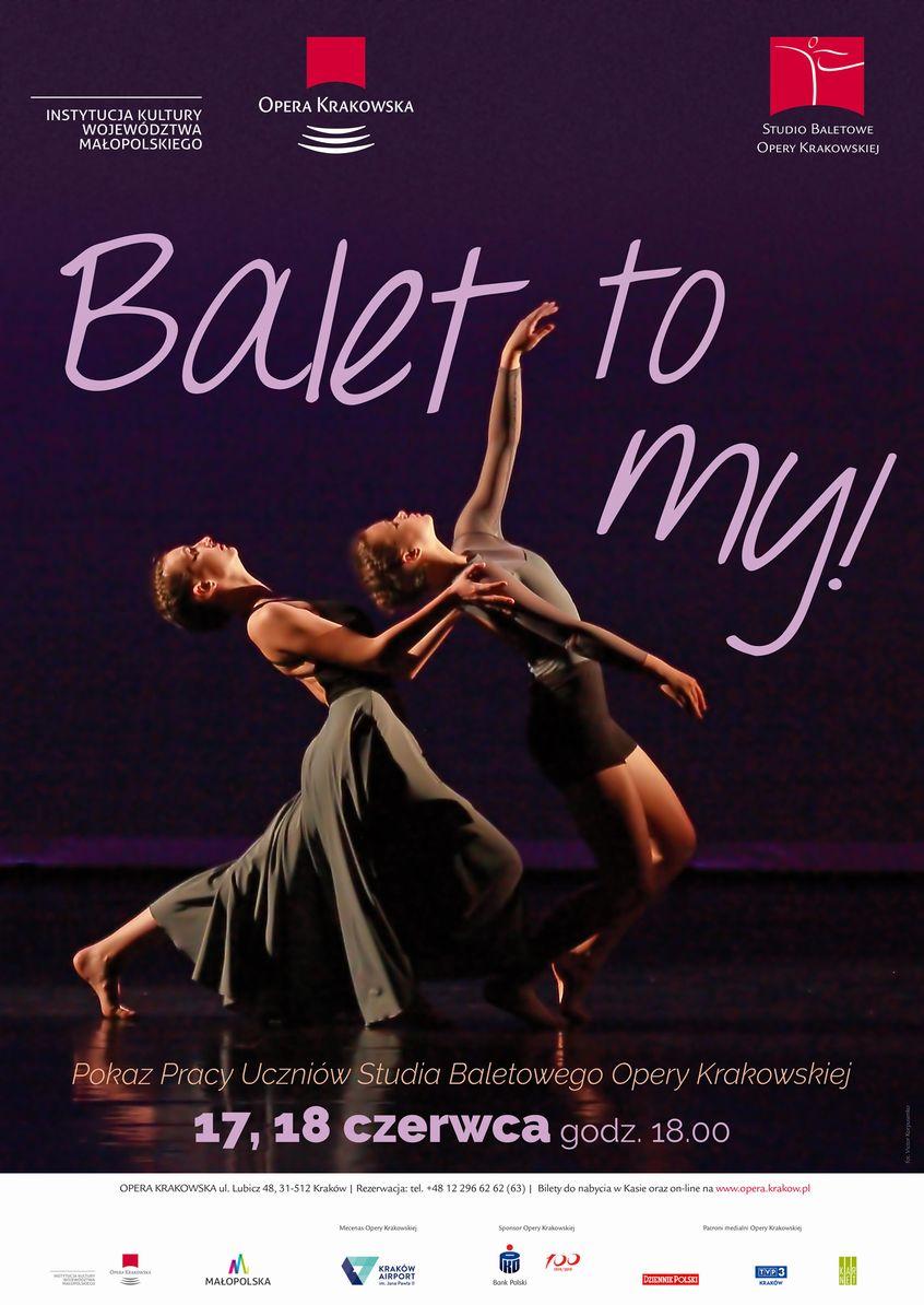 17 i 18 czerwca na scenie teatru przy Lubicz wystąpią dzieci i młodzież, przecierająca swoje szlaki w karierze tanecznej