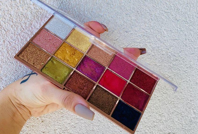 Paleta Make Up Revolution / fot. redakcja