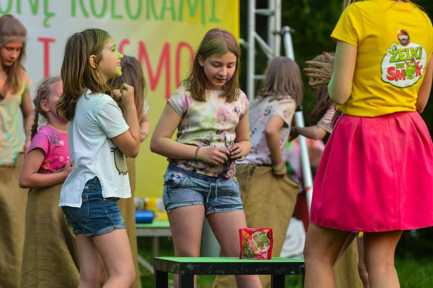 ponad 1145 osób spotkało się  w słodkiej strefie Wawel